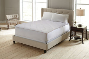 Pure Sleep Cool Copper Mattress Pad