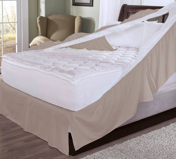 Tailored Solutions Bedskirt and Box Spring Protector