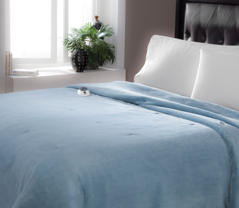Soft Heat® Luxe Plush Warming Blanket