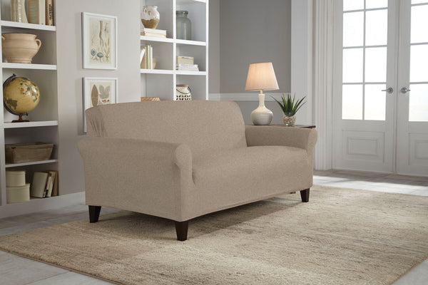Serta Reversible Stretch Fit Slipcover