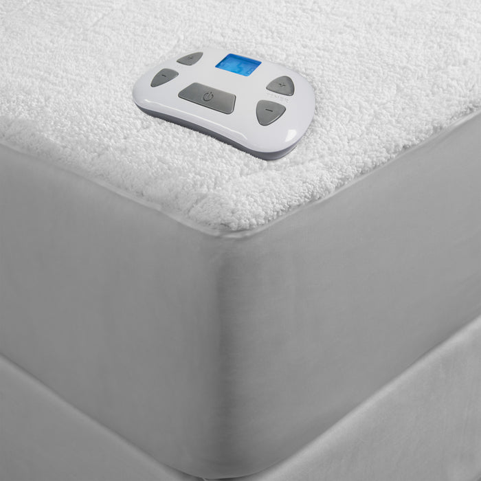 Serta® Sherpa Mattress Pad 110 Volt  - with 2017 programmable digital controller