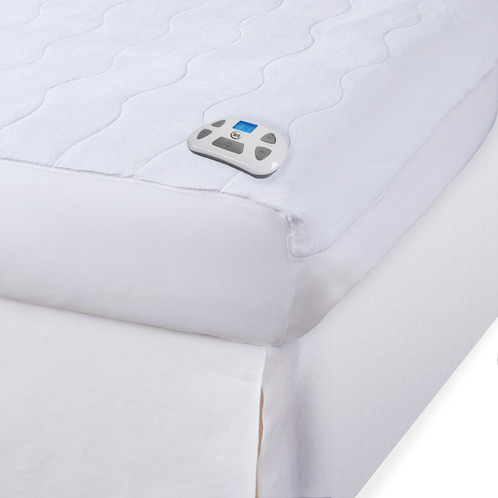 Serta® Microplush Mattress Pad 110 Volt - with 2017 digital controller