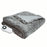 Serta® Faux Fur Throw - with 5 setting controller