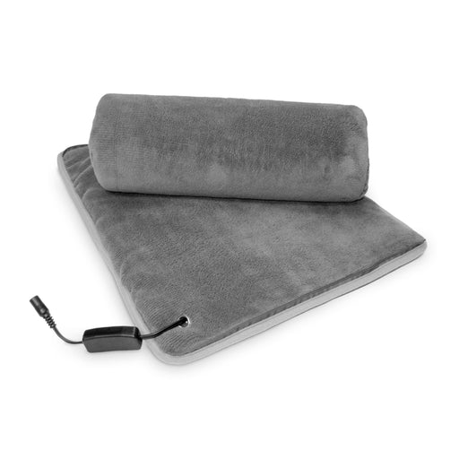 Serta® Heated Neck and Lumbar pillow