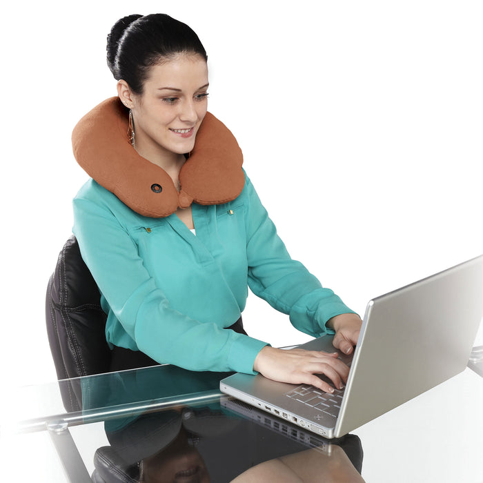 Wellrest® Warming Neck pillow