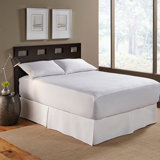 Aller-Free® Tencel® Knit Mattress Protector