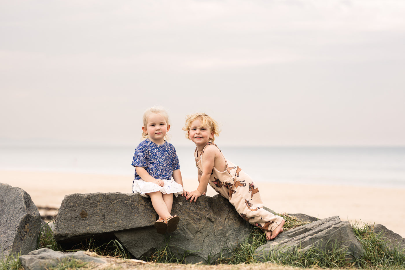 scandinavian inspired well made, fashionable, sustainainable kids wear