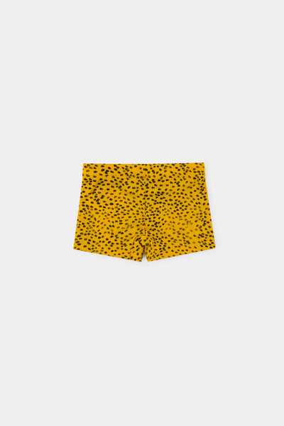 bobo choses baby swim boxer all over leopard