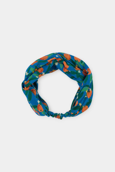 bobo choses headband all over oranges