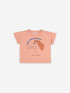 Bobo Choses Fetching Horse Baby Tee