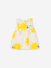 Bobo Choses Sparkle all over ruffle Dress