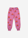 Bobo Choses Chocolate flower all over Jogging Pant
