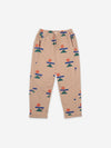 Bobo choses balance all over fleece pant