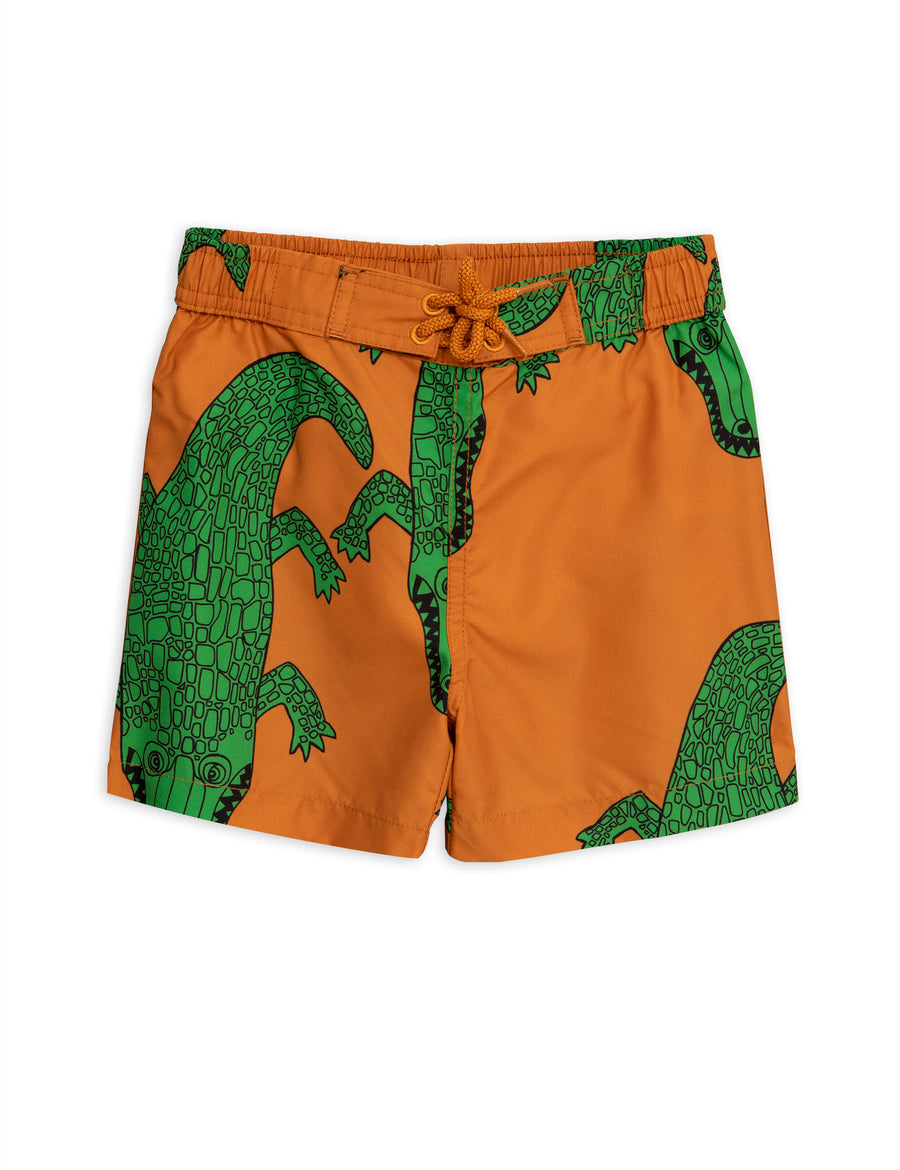 ddad04242d Mini Rodini Croco Swimshorts