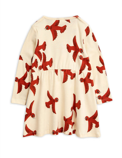 Mini Rodini Flying Bird Dress