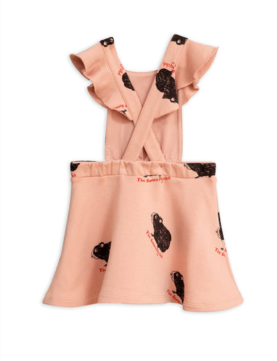 Mini Rodini Guinea Pig Dress Pink