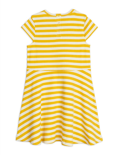 Mini Rodini Stripe Rib Dress