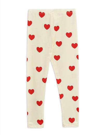 Mini Rodini Heart leggings
