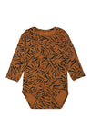 Soft Gallery Bob body Buckthorn Brown Tigre
