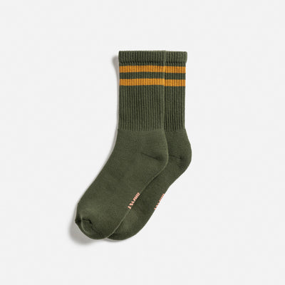 Lillster Salsa Verde Taco collection Sock