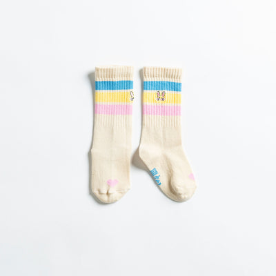 Lillster Candy Bunny Sock