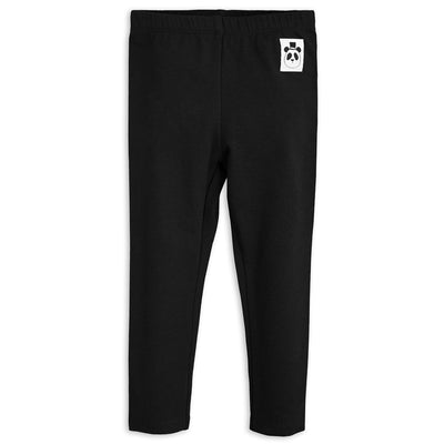 Mini Rodini Basic Leggings - Black