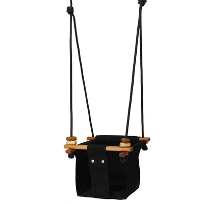 Solvej Baby and Toddler Swing - Coral Black MR