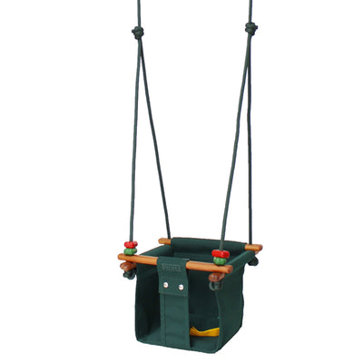 Solvej Baby and Toddler Swing - Green MR