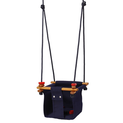 Solvej Baby and Toddler Swing - Midnight MR