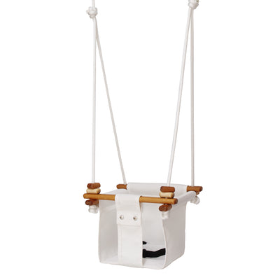 Solvej Baby and Toddler Swing - White MR