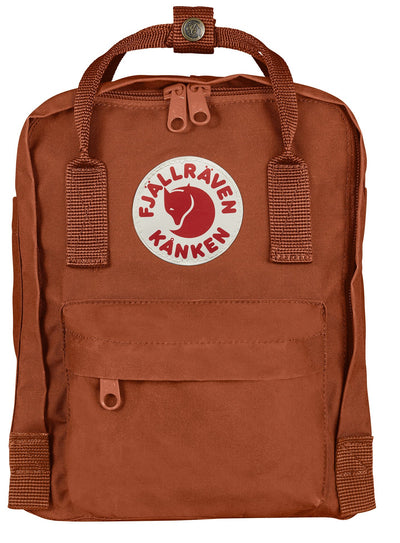 Fjallraven Kanken Mini Backpack Brick