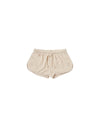 Rylee + Cru Terry Track Short - Shell