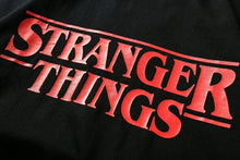 Camiseta Stranger Things Logo