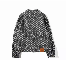 Chaqueta Denim Louis Vuitton X Supreme