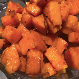 Red Apple Roasted Squash