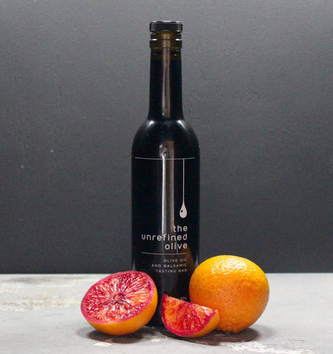 Blood Orange Infused Olive Oil