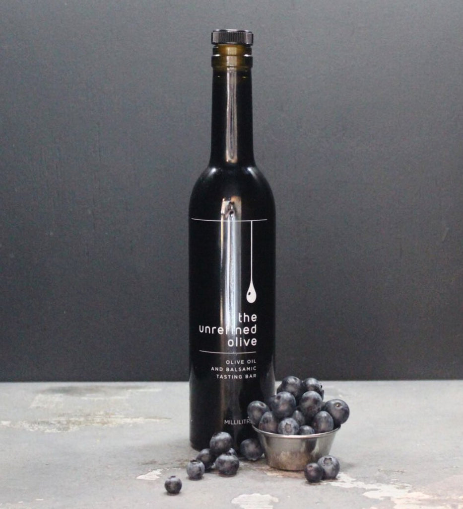 Blueberry Dark Balsamic Vinegar