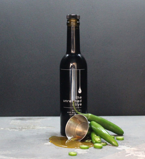 Pepper & Honey Vinegar