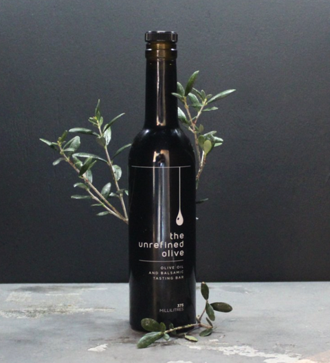 Italian Cold Smoked Olive Oil
