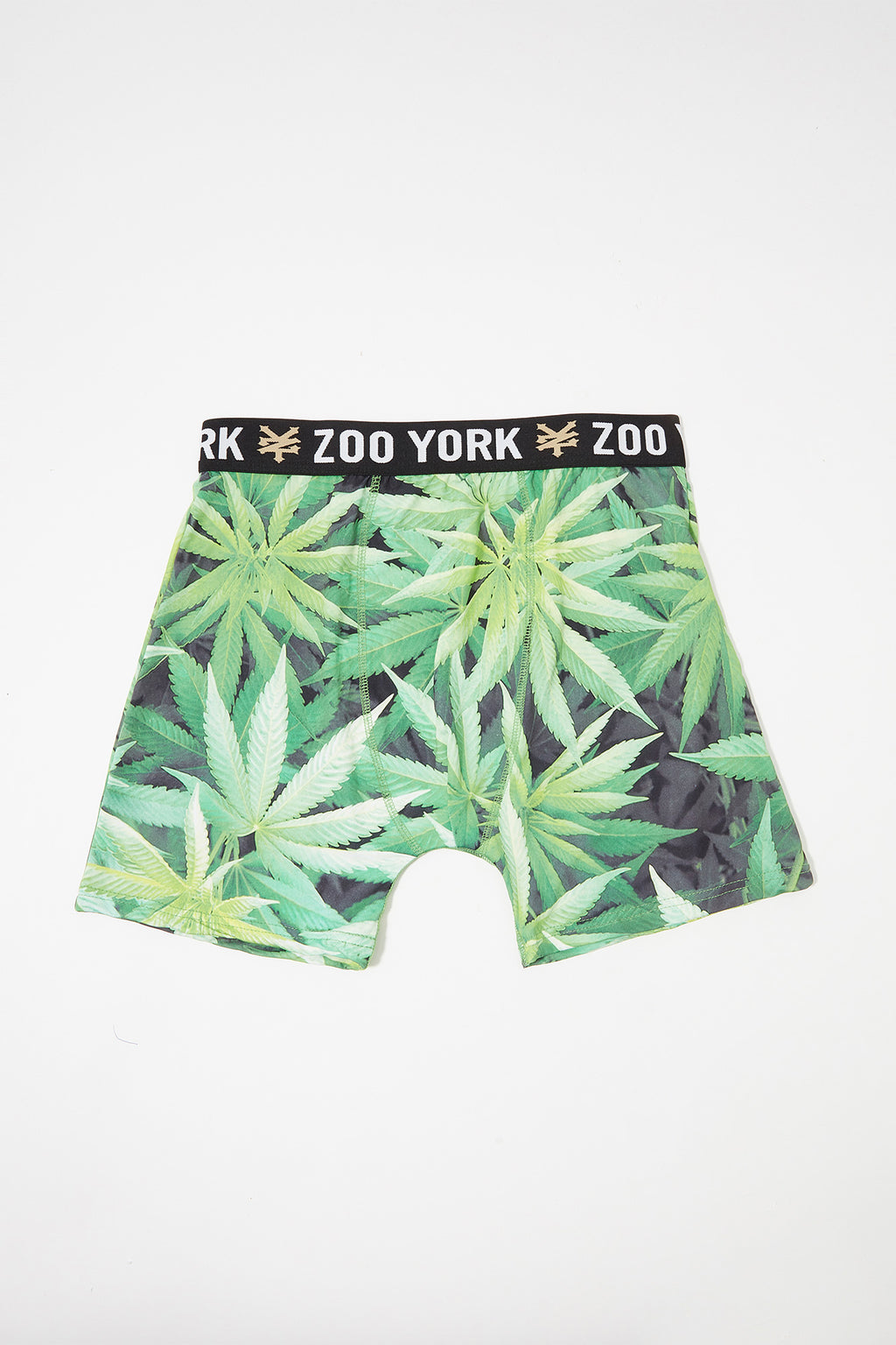 Zoo York Mens Hemp Boxer Brief