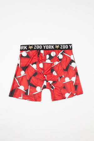 Zoo York Mens Beer Pong Boxer Brief