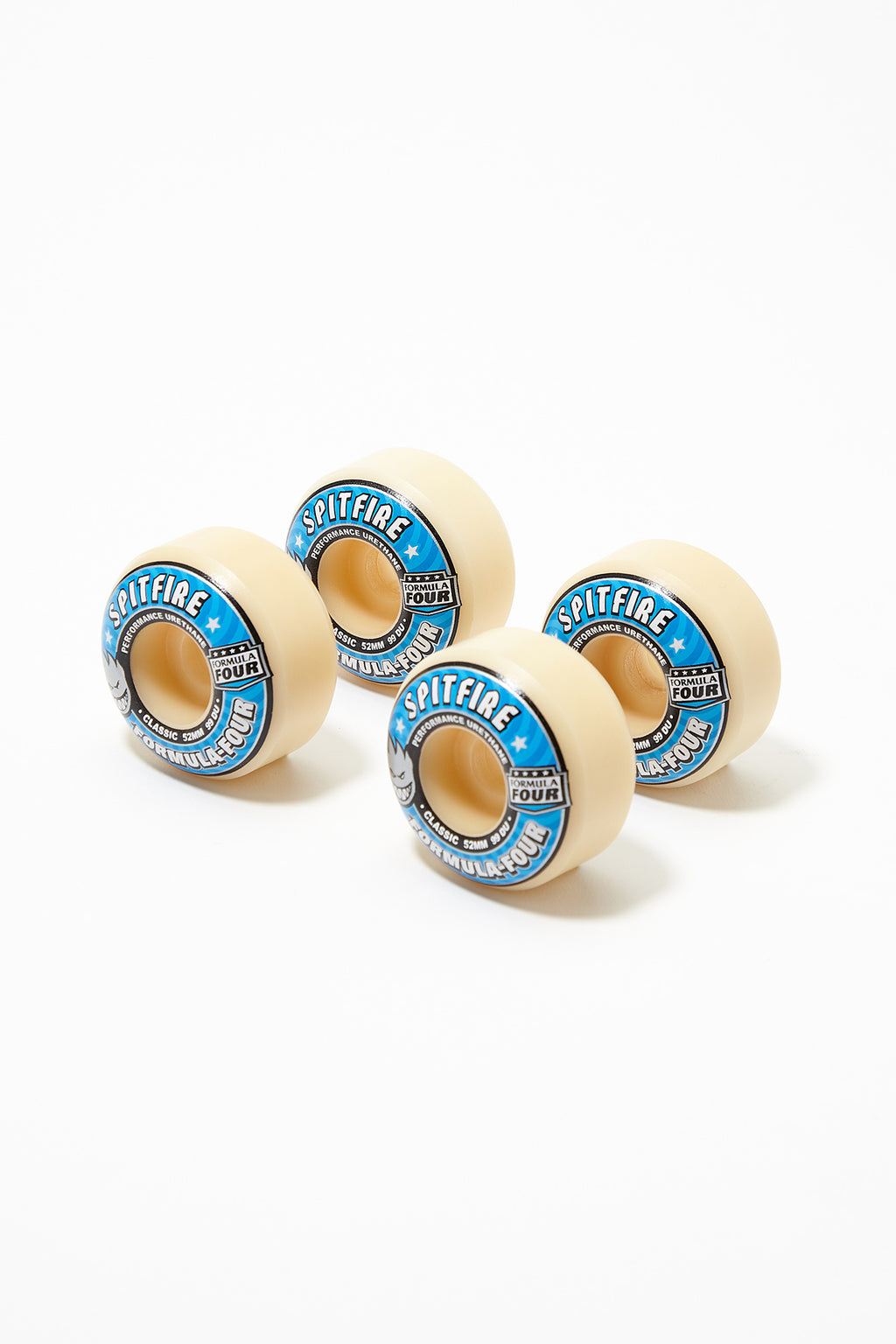 Spitfire F4 99D Classic 52mm Skateboard Wheels