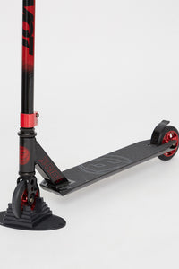 Pivot X-Ride 9 Black and Red Scooter