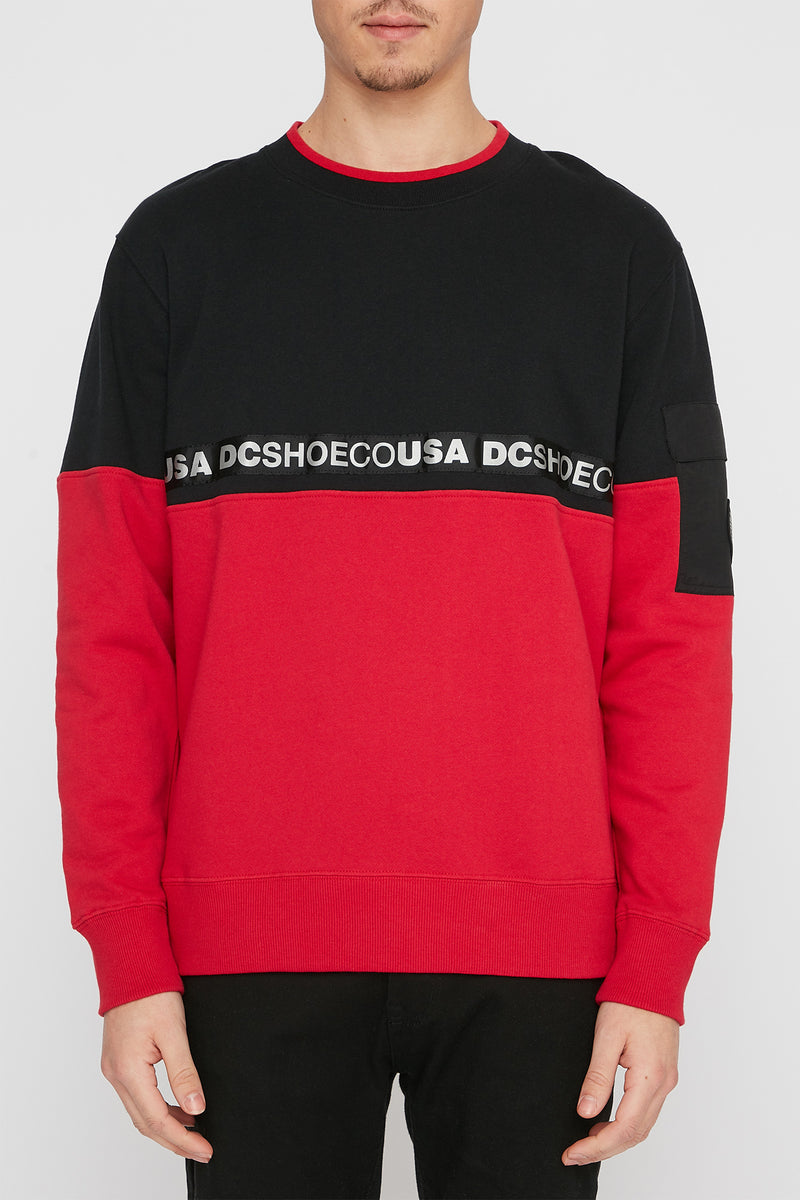 DC Mens Simmons Sweatshirt