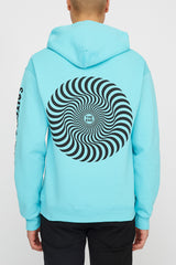 Spitfire Mens Classic Swirl Hoodie