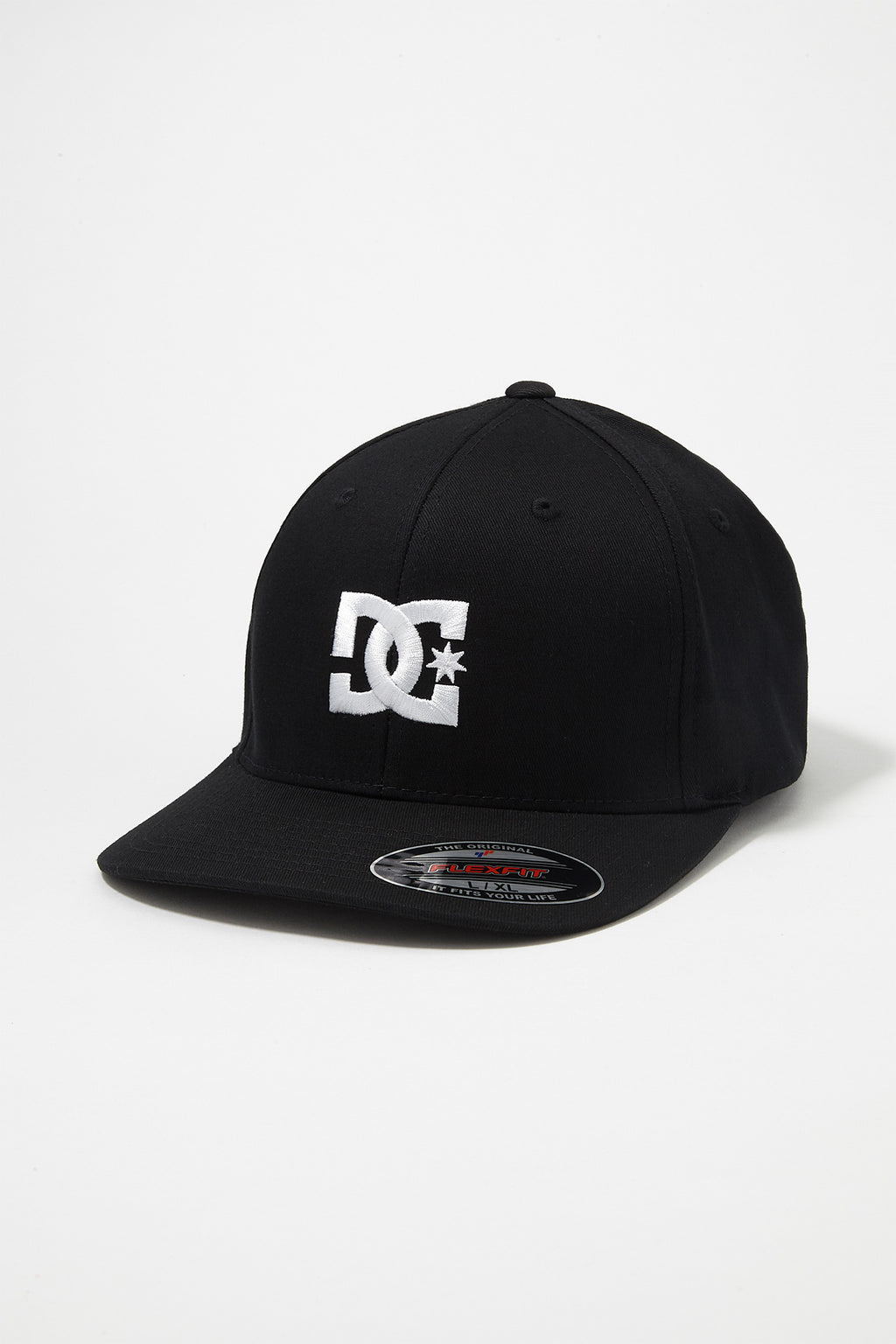 DC Mens Cap Star 2 Flexfit Hat