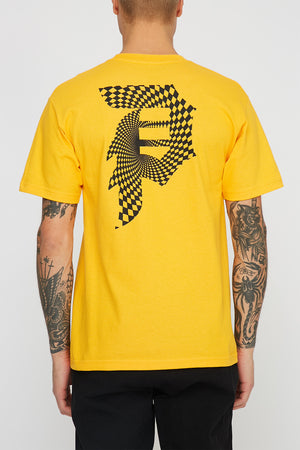 Primitive Mens Dirty P Warp T-Shirt