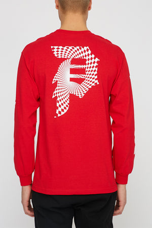 Primitive Mens Dirty P Warp Long Sleeve