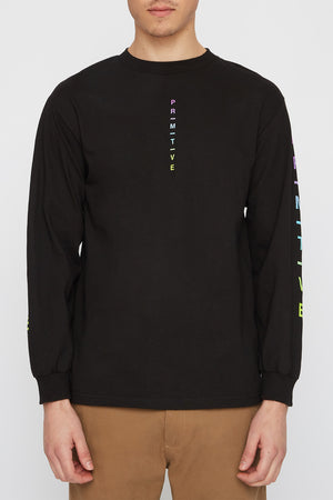 Primitive Mens Moods Gradient Long Sleeve