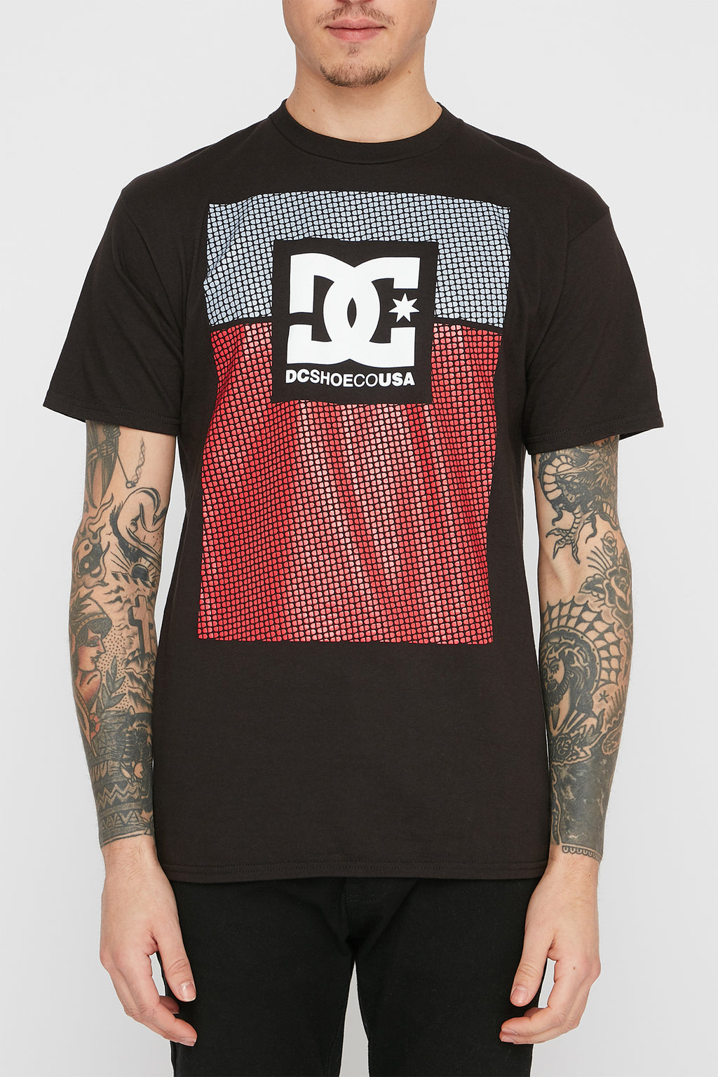 DC Mens Pill Resident T-Shirt - Black